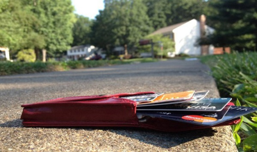 Что делать с чужой кредитной картой?