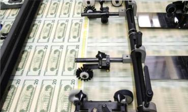 Где печатаются деньги?