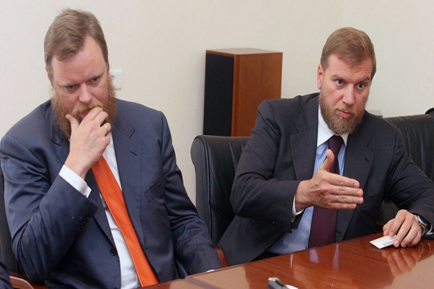 Алексей и Дмитрий