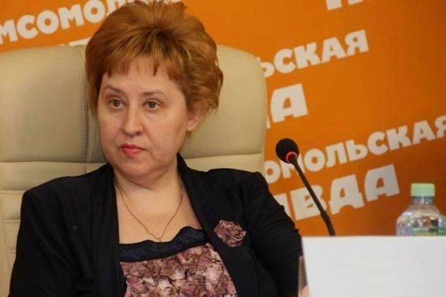 Наталья Мальчикова