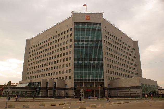 Суд Москвы