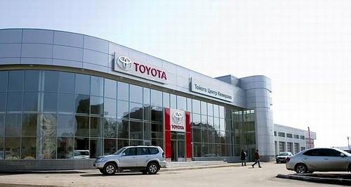 Кредитный портфель Тойота Банка составил 51,44 млрд рублей