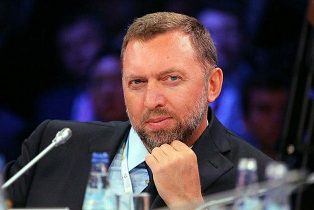 Олег Дерипаск