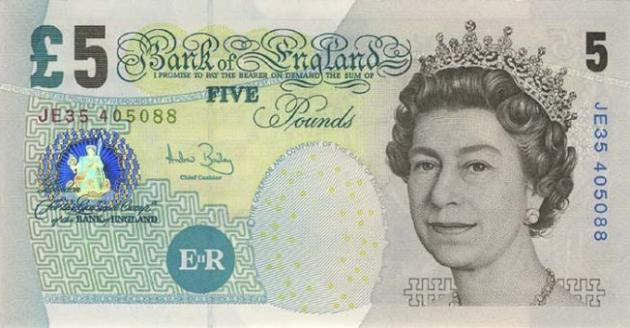 Валюта Британии