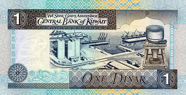 Валюта Кувейта