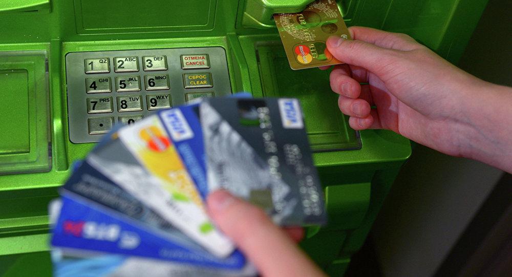 В России в полтора раза чаще стали подделывать банковские карты