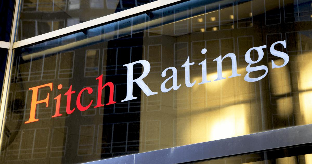 Fitch понизило прогноз роста ВВП России до 1%