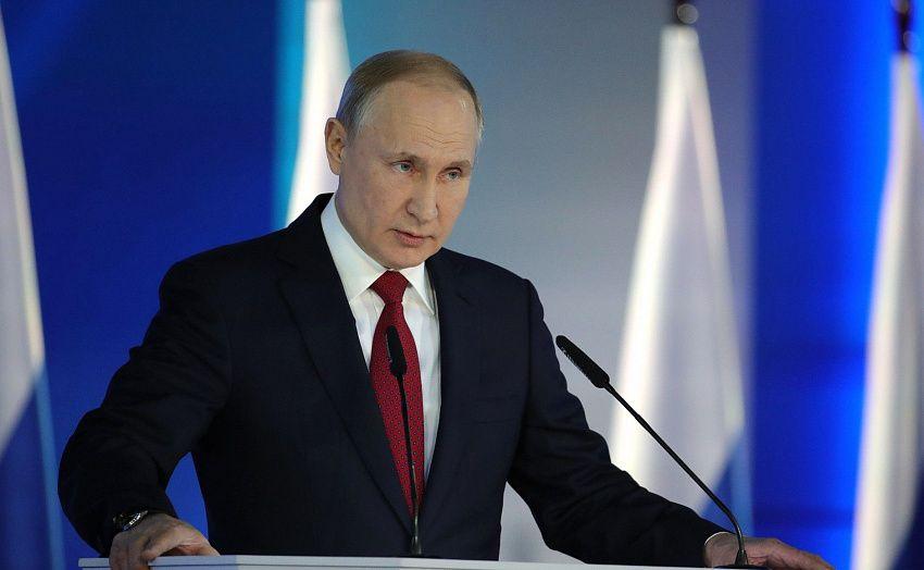 Президент России прокомментировал ситуацию с ценами на нефть и курсом рубля