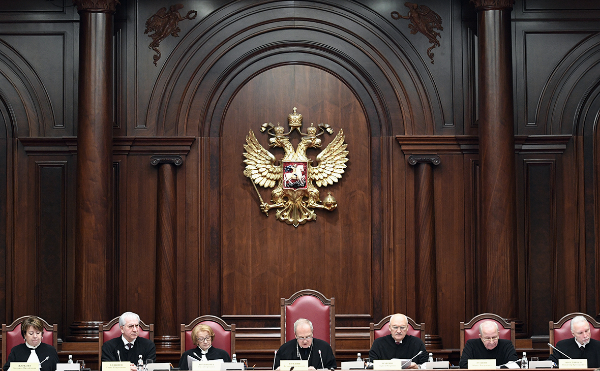 Конституционный суд одобрил поправки в Основной закон