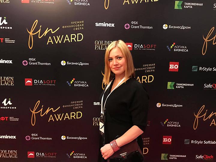 Гендиректор Банки.ру включена в экспертный совет премии FINAWARD