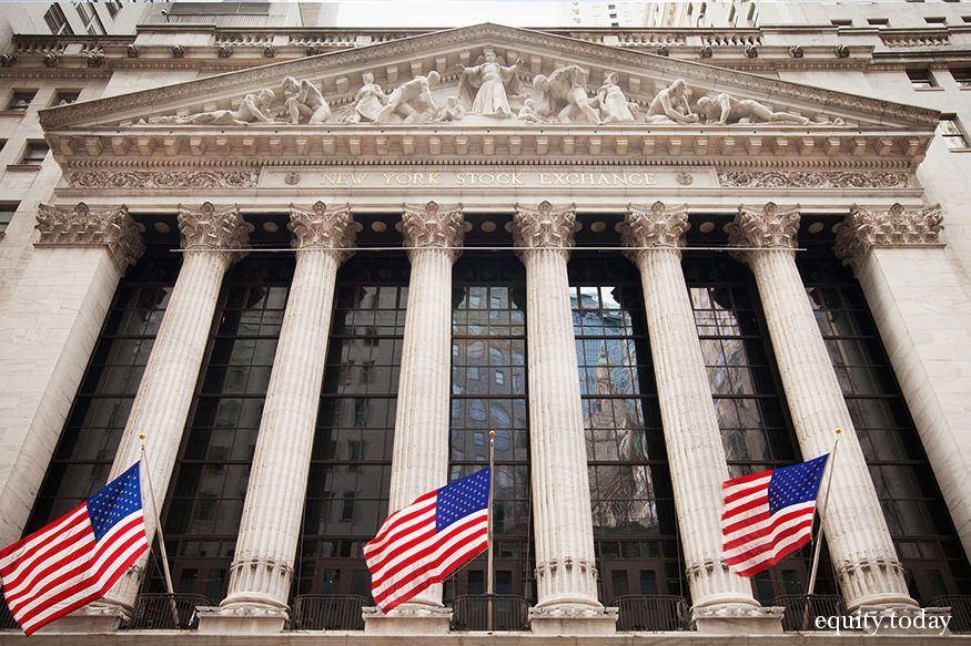 Фондовые торги в США завершились крупнейшим обвалом с 1987 года